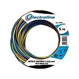 Electraline 25148 - H07V-K Cable, Sección 1 x 2.5 mm,...
