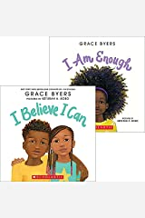I Believe I Can & I Am Enough - (2 Book Set) by Grace Byers Paperback