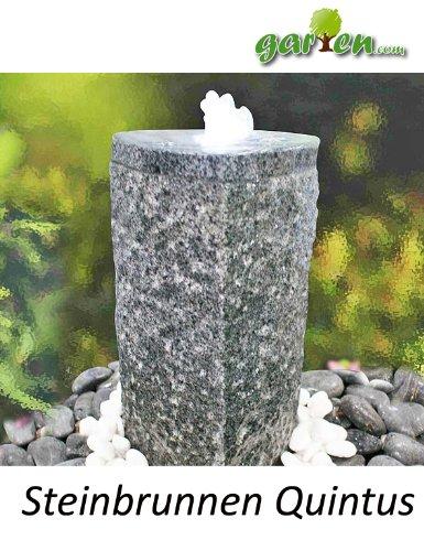 Interline Garten/Terrassen Brunnen Granit Set