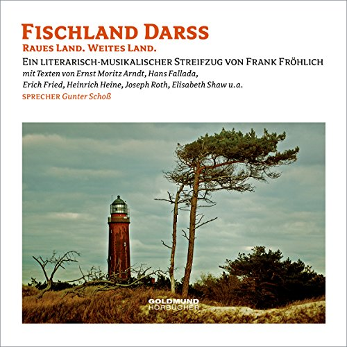 Fischland Darss audiobook cover art