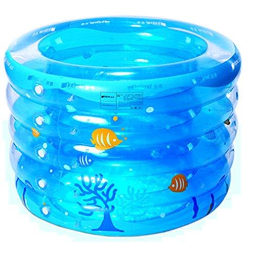 FACAI888 Bebé nadando calor espesar piscina del bebé bebé