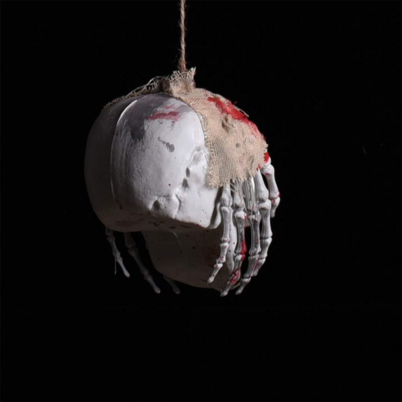 Halloween Decoration Prop Pendant Emulation Plastic Toy Decoration Haunted House Terror