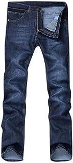 Giving is Living Apparel Men's Casual Autumn Denim Cotton Hip Hop Long Jeans