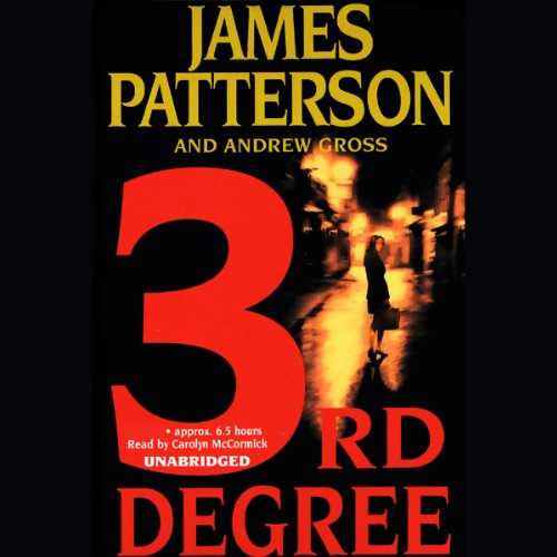 3rd Degree audiobook cover art
