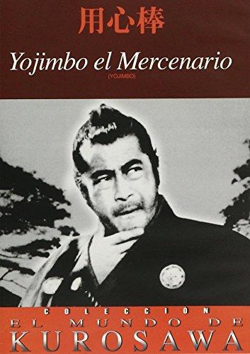 Yojimbo el Mercenario (Yojimbo) [NTSC/REGION 1 & 4 DVD. Import-Latin America] Akira Kurosawa (Spanish subtitles)