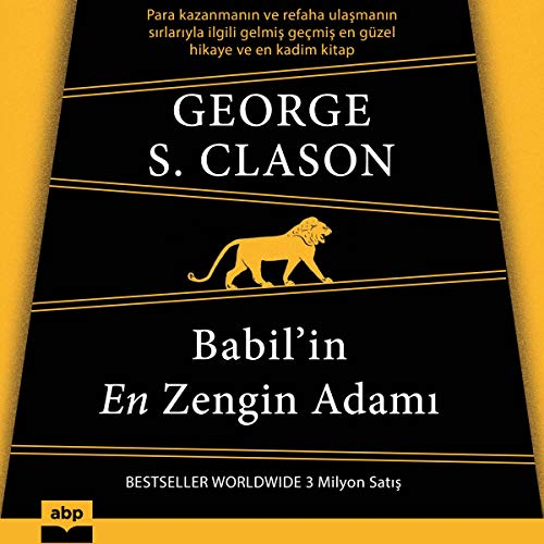 Babil'in En Zengin Adamı [The Richest Man in Babylon]  By  cover art