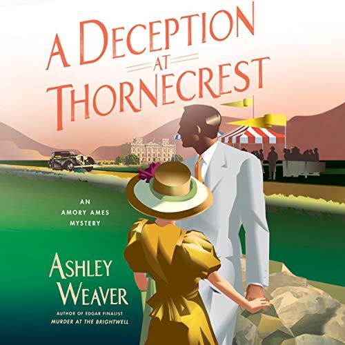 A Deception at Thornecrest cover art