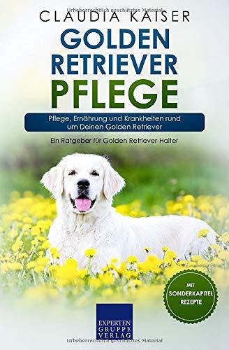 Golden Retriever Pflege: Pflege, Ernährung und Krankheiten rund um Deinen Golden Retriever (Retriever Band, Band 3)