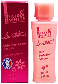 Fair & White So White Skin Perfector Lightening Serum with 1.9% Hydroquinone, 30ml / 1fl.oz.