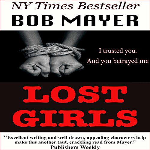 Black Ops: Lost Girls audiobook cover art