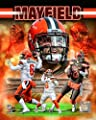 Cleveland Browns Quarterback Baker Mayfield Collage 8x10 Photo Picture.