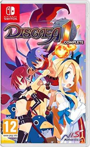Disgaea 1 Complete - Nintendo Switch [Importación inglesa]