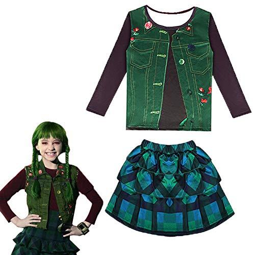 Hijin Disfraz de Halloween para nios, disfraz de nia para Halloween, disfraz de Halloween, para Halloween, fiestas, cosplay, 130