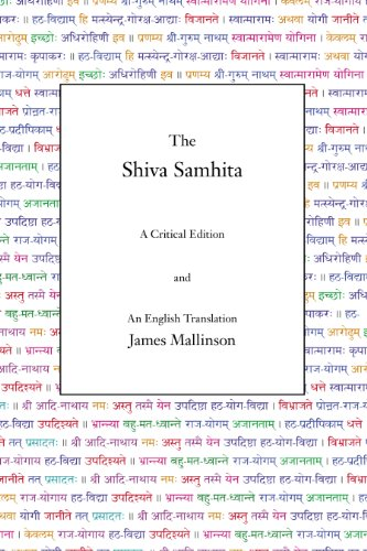 The Shiva Samhita: A Critical Edition and an English Translation (English Edition)