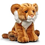 Tobar Animigos World of Nature Peluche de 24 cm de Peluche con Cachorro de león
