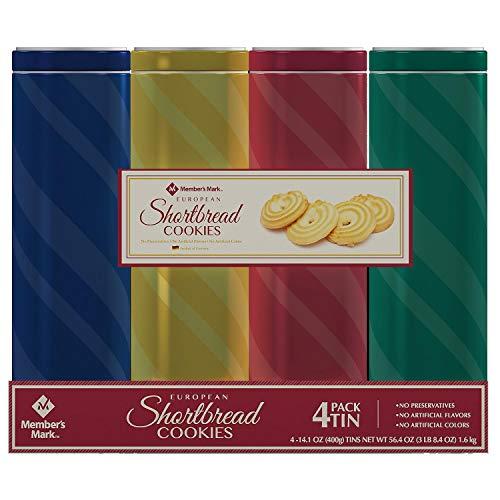Borggreve European Shortbread Cookies, 56.4 Ounce