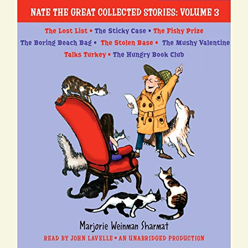 Nate the Great Collected Stories: Volume 3 Titelbild