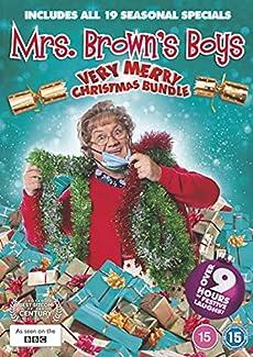 Mrs. Brown's Boys - Very Merry Christmas Bundle