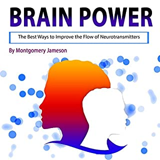 Brain Power: The Best Ways to Improve the Flow of Neurotransmitters audiobook cover art