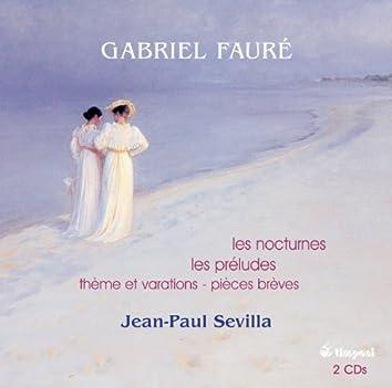 Faure, G.: Piano Music