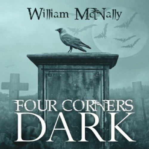 Four Corners Dark audiobook cover art