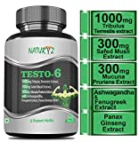 Testosterone Supplements Review and Comparison