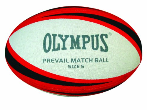 Olympus Prevail Rugby Match Ball, 5