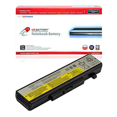 Dr. Battery Laptop Battery for Lenovo 0A36311 L11S6Y01 L11L6Y01 L11M6Y01 L11S6F01 IdeaPad G480 G485 G500 G505 G510 G580 G580A G585 G700 V480 G410 P580 P585 G40 [11.1V/4400mAh/49Wh]