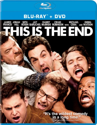 This is the End (Blu-ray + DVD)(Does not include UltraViolet Digital Copy)