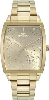 Relógio Technos Feminino Trend Dourado - 2035MUJ/1X