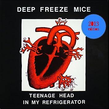 Teenage Head in My Refrigerator (2013 Edition)