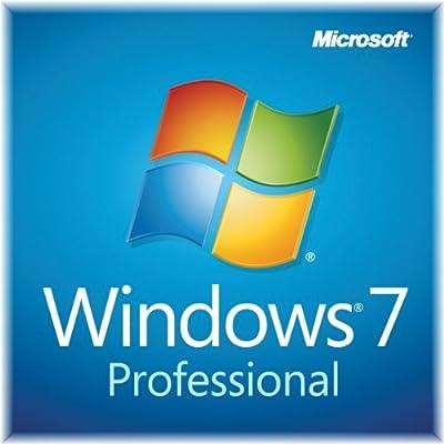 Windows 7 Professional SP1 32bit (Full) System Builder DVD 1 Pack