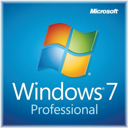 Windows 7 Pro SP1 OEM 64-bit - 1 poste [Import anglais]