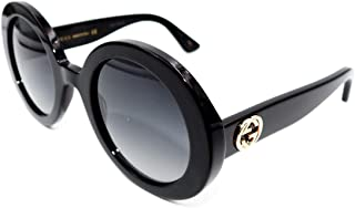 GG0319S Round Fashion Sunglasses 52 mm