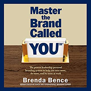 Master the Brand Called You audiobook cover art