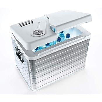 MOBICOOL Q40 Glacière électrique portable, 39L, 12/230V, 20°C en dessous de la température ambiante, p390xh440xl580mm, Norme FR, [Classe énergétique A++]
