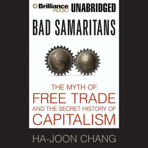 Bad Samaritans audiobook cover art