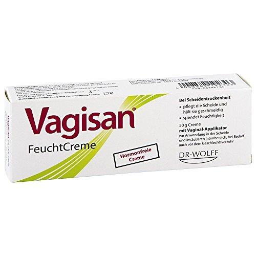 VAGISAN Feuchtcreme mit Applikator 50g (1 x 50g) by Dr Dry