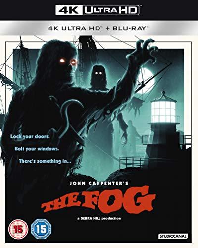 The Fog (4K Ultra HD + Blu-ray) [2019]