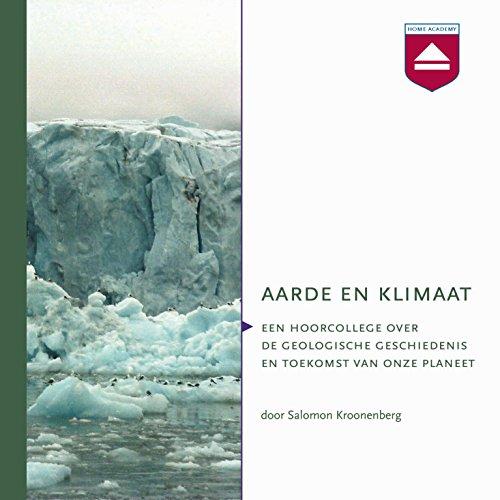 Aarde en klimaat audiobook cover art