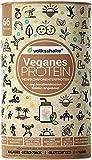 Volksshake - Veganes Protein   CREMIGE WALNUSS   1kg   Veganes Mehrkomponentenprotein   deutsche Premiumqualität