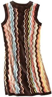 Missoni for Target 20th Women's Colore Zig Zag Sleeveless Crew Neck Sweater Dress