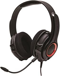Simply Silver - Cruiser PC200 2.0 Stereo Online Gaming Headset w/mic Black
