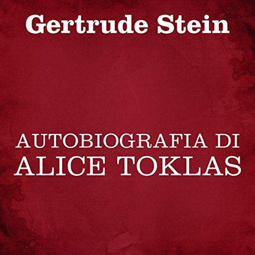 Autobiografia di Alice Toklas cover art