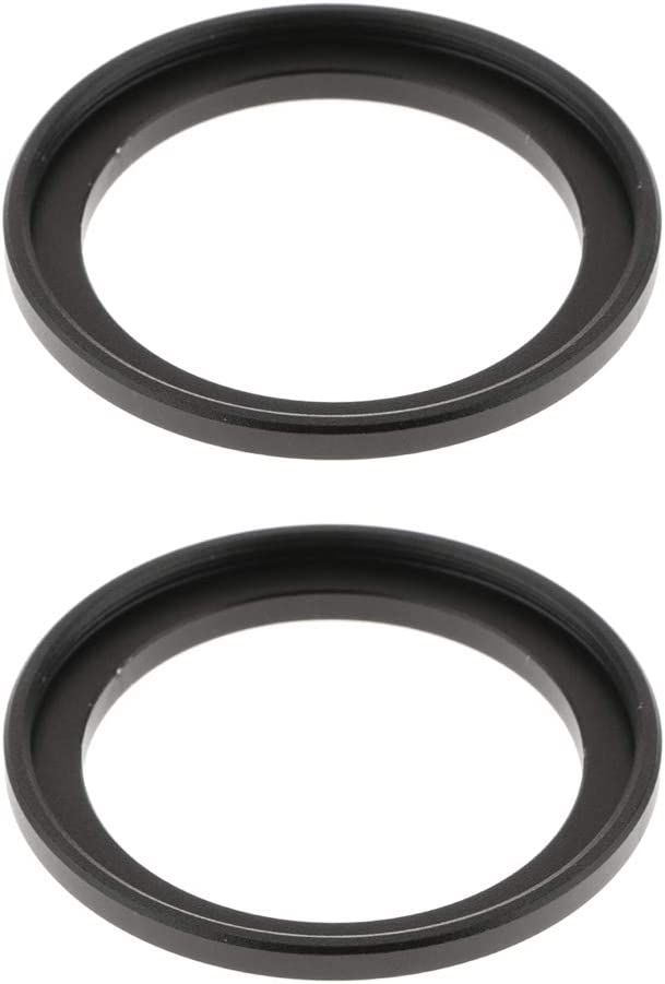 Gazechimp Attention brand 2X M48 to M42 48mm-42mm Converter Len Step At the price Down Camera