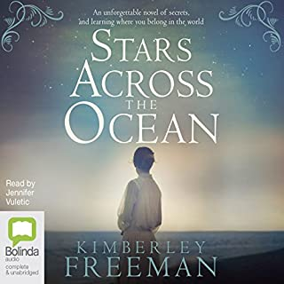 Stars Across the Ocean audiobook cover art