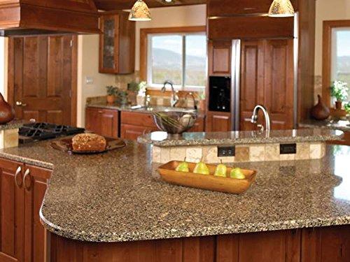 Homeowner's 1st Choice Granite Countertop Pro-Style Cleaner & Polishing Powder Restoration Kit