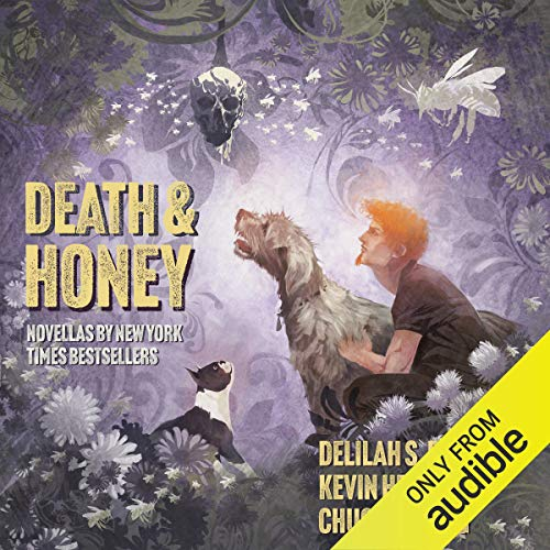 Death & Honey  By  cover art