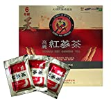 Best Ginseng Teas - Korean Red Ginseng Tea 3g x 50 Packets Review