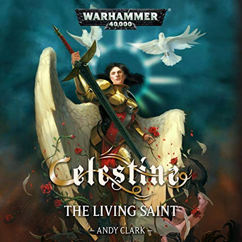 Celestine: The Living Saint cover art